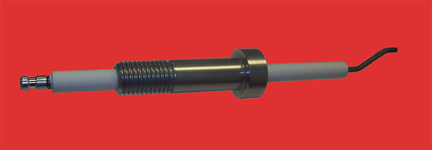 New kiln electrode created for Wavin